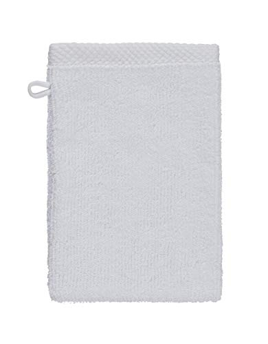 Sensei La Maison du Coton Lot de 2 Gants de Toilette 650gr/m² Hydro SENSOFT Spa Collection