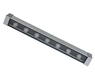 LUMINTURS Outdoor LED Wall Wash Light Waterproof Flood Lamp Stainless Steel for Garden Bridge Hotel