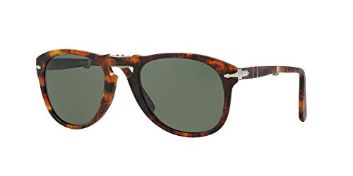 Persol Sunglasses, Havana/Polar Green