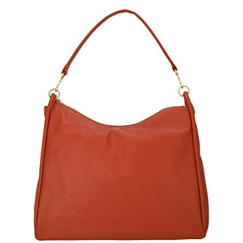 Bree Pippa 3 Hobo Bag 40 cm Rust