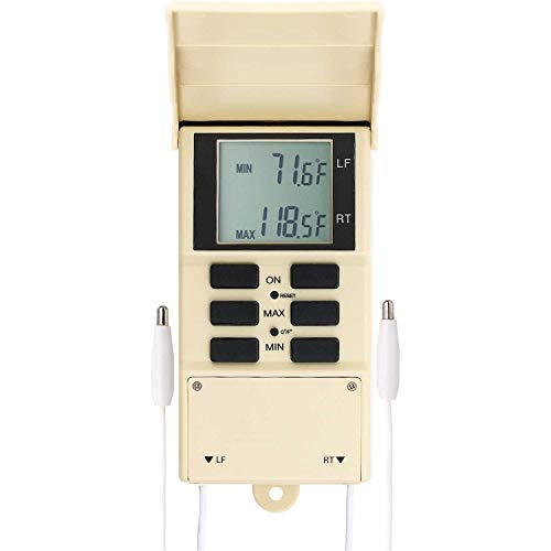 Lowest Price! Forestry Suppliers Digital Max/Min Thermometer