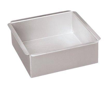 10 square cake pan - 3