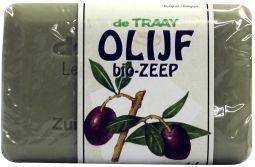 Traay Zeep Olijf/Lavendel Bio, 250 g