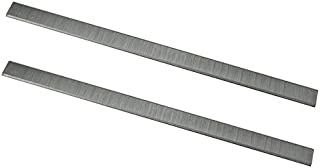 POWERTEC HSS Replacement 12 Inch Planer Blades 22-547 for the Delta Thickness Planer 22-540 and TP300 – Set of 2 | 2 Knives