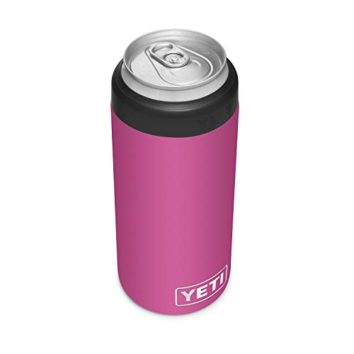 YETI Rambler 12 oz. Colster Slim Can Insulator for the Slim Hard Seltzer Cans, Prickly Pear