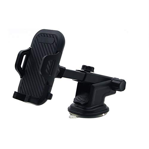 Car Phone Holder Suction Cup Cell Phone Holder for Car Universal Car Phone Mount Dashboard Windshield Compatible with iPhone 11 Pro Max XS Samsung Galaxy All