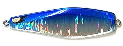 エンドウクラフト(Endo Craft) ルアー アキアジ サモメタ セミロング 45g ブルー