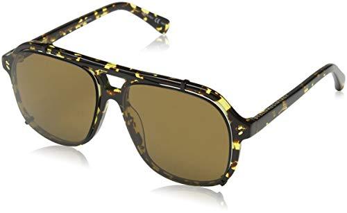 Stella McCartney SC0076S 002 Gafas de sol, Marrón...