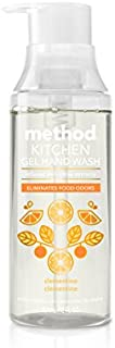 Method Kitchen Gel Hand Soap, Clementine, 12 Ounce