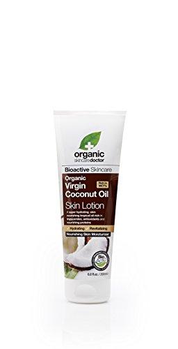 Dr. Organic Cocco Skin Lotion, 200 ml, per stuk verpakt (1 x 200 ml)