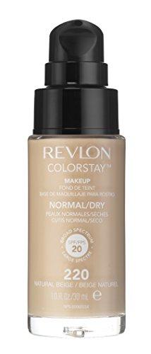 Revlon Colorstay Pump 24HR Make Up SPF20 Norm/Dry Skin 30ml - 220 Natural Beige