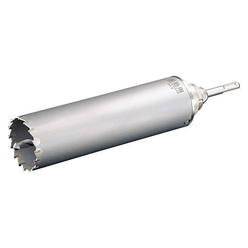 ユニカ 多機能コアドリルセット 《UR21》 VLシリーズ ロングタイプ 振動+回転用 SDSシャンク 口径75mm シャンク径10mm UR21-VL075SD
