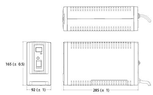 オムロン『無停電電源装置(BY35S)』