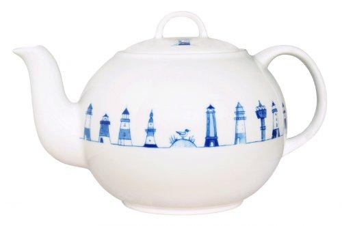 CUP+MUG Teekanne 1L, Leuchtturm