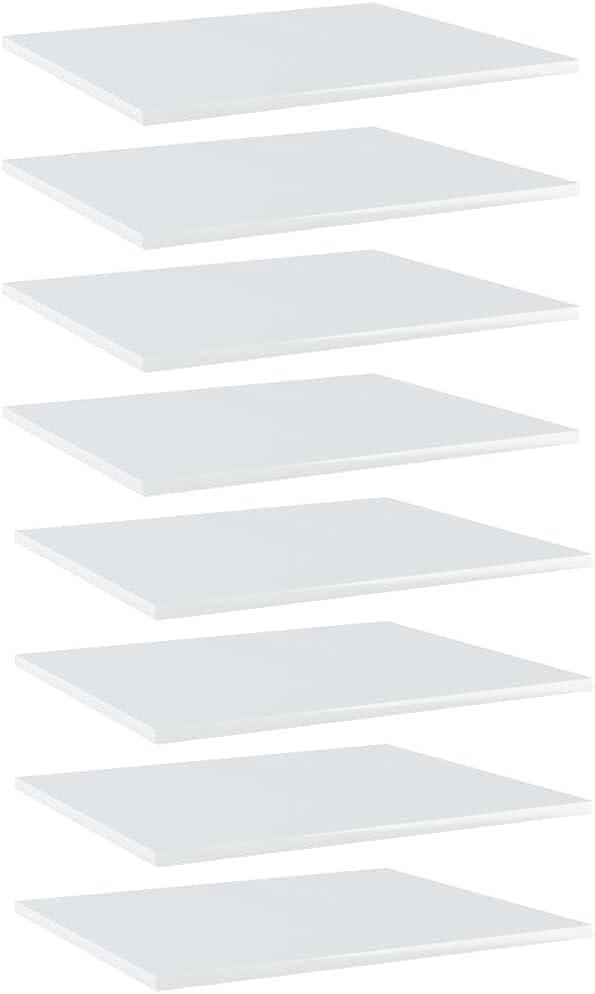 Vevelux Bookshelf New mail order Boards 8 pcs Popular product High 23.6