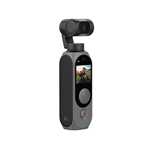 """XiaoMi FIMI Palm 2 Handheld 3-Axis Gimbal Camera Stabilizer with 4K Camera 3X Stabilized Zoom 1/2.6"""" CMOS Sensor 12MP Photo 308 Minutes Battery Life ActiveTrack 3.0 YouTube Vlog for Android iPhone"""