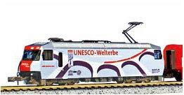 KATO Nゲージ アルプスの機関車 Ge4/4-III ユネスコ塗色 3101-3 鉄道模型 電気機関車