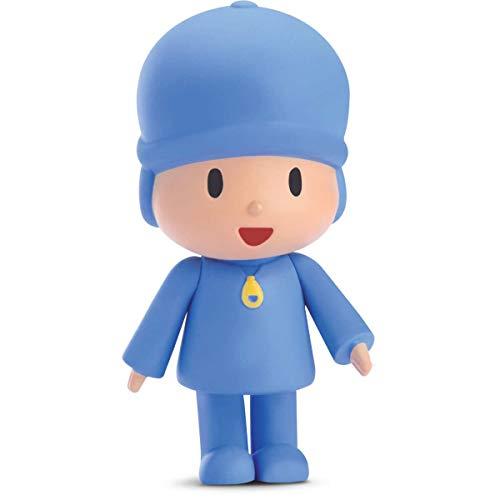 Boneco do Pocoyo Cardoso Azul