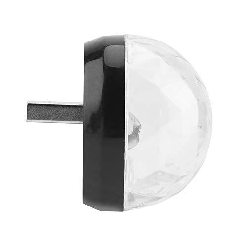 Luz plástica del RGBW del Partido de la Calidad de la luz del Disco del USB de la luz del Escenario del LED 3W, Resistente para Las Fiestas(USB Interface)