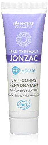 Agua termal Junzac leche corporal rehidratante 30 ml – Lote de 2