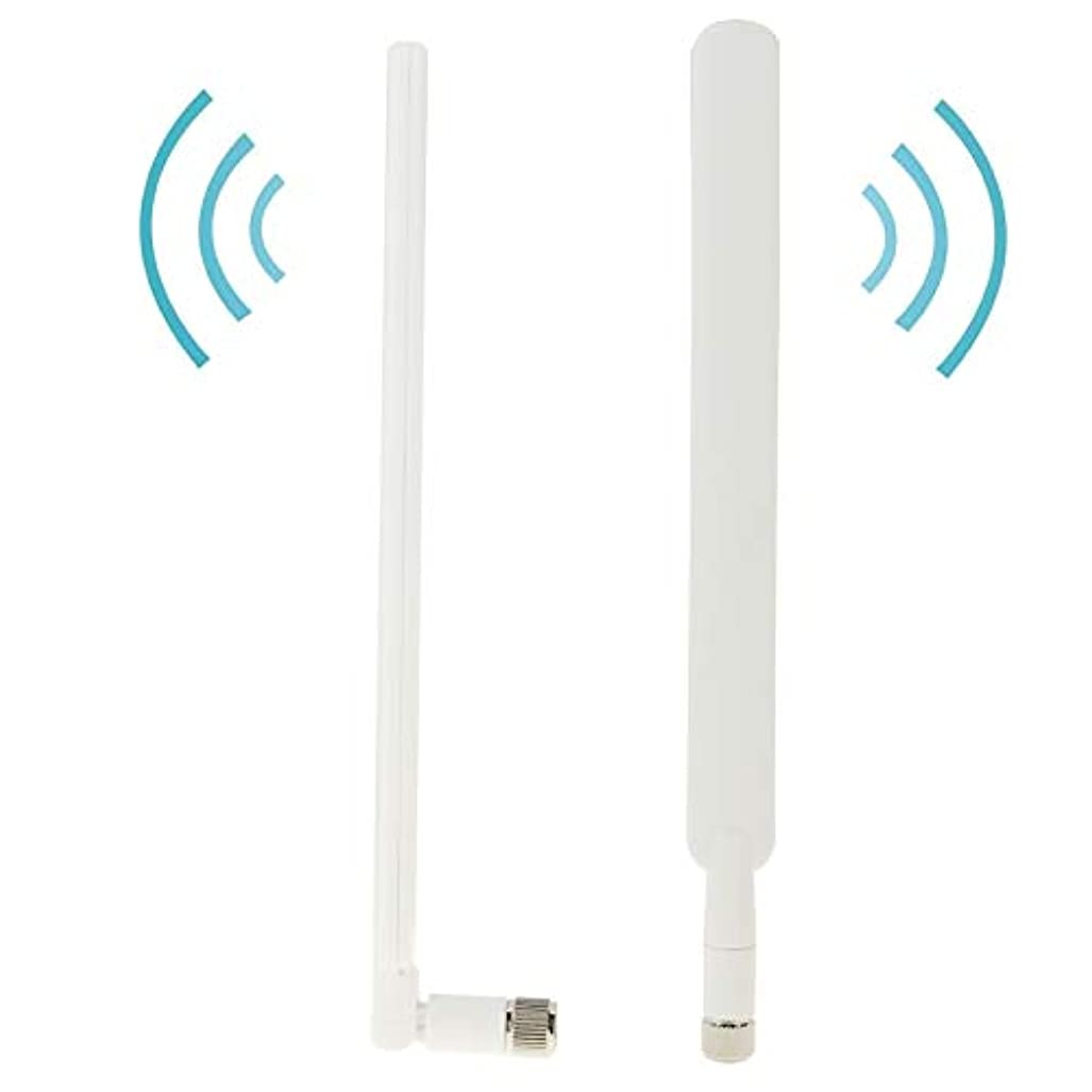 国民転用流用するYCDZ STORE RP-SMAアンテナ 5dBi SMAオス4G LTE Huawei ルータアンテナ