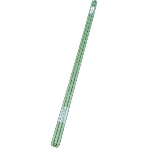 IRIS(アイリスオーヤマ) 園芸支柱 イボ付5本セット グリーン ES9075