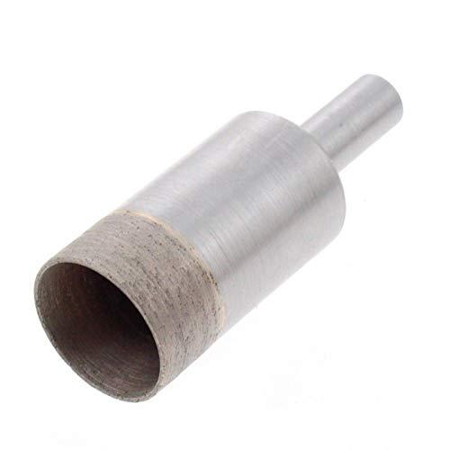 Abkendg Reemplazable 8 mm Vástago sinterizado de Diamante Brocas Agujero consideró Conjunto de 4 a 20 mm de Vidrio, Porcelana, cerámica, Brocas de Piedra de Granito Herramientas prácticas