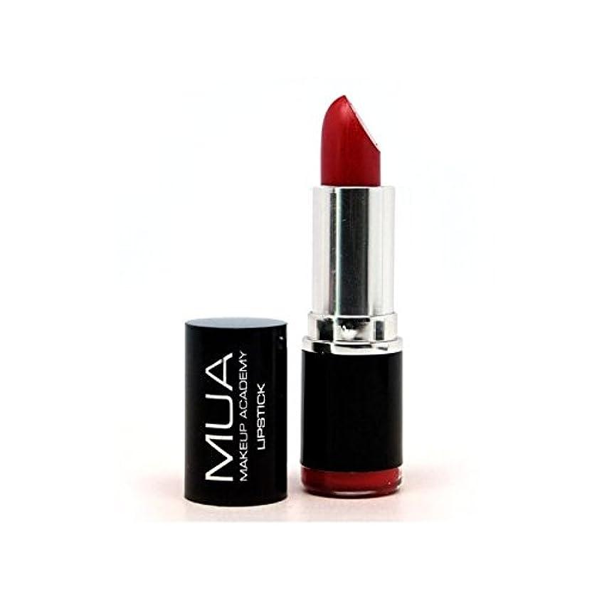 夕食を作る噴水素晴らしさの口紅 - 日陰13 x4 - MUA Lipstick - Shade 13 (Pack of 4) [並行輸入品]