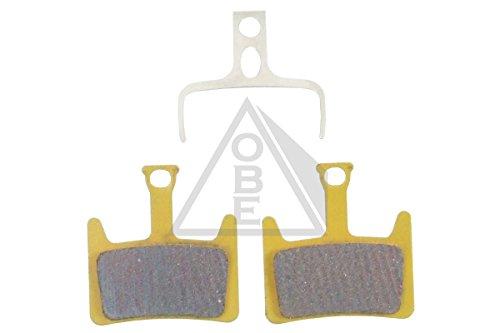 Une paire F1 métallique Disque Hayes Prime pour vélo VTT DH XC fritté plaquettes de frein