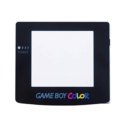 Lentille Ecran GBC, ENDARK Écran de Protection pour Objectif Protecteur d'écran pour Nintendo GBC Gameboy Color System (2pcs)