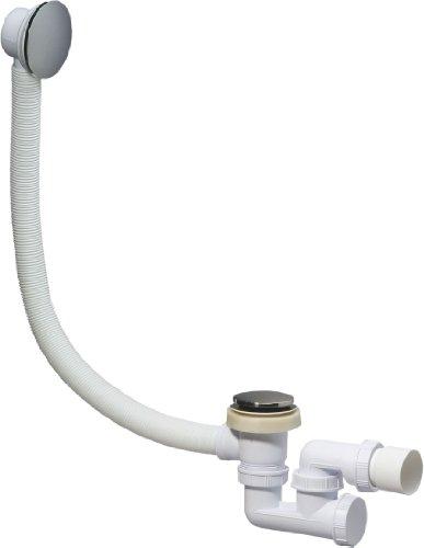Wirquin SP780399 Quick-Clac Badewannenablauf, Chrom