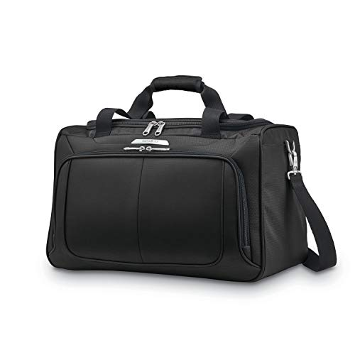 Samsonite Solyte DLX Softside Travel Duffel Bag, Midnight Black
