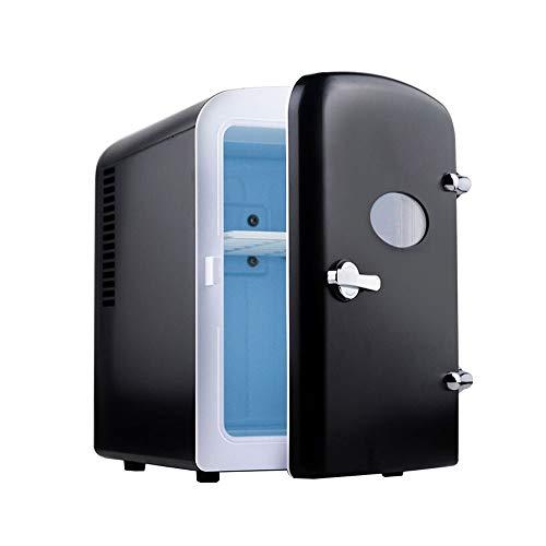 Best Price HUIQC 4 Litre Small Mini Fridge Cooler, Portable Refrigerator Small Office Home Dormitory...