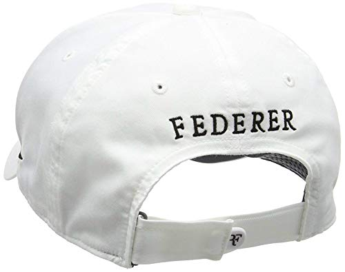 Genuine Merchandise Gorra Ajustable con Logotipo RF de Roger ...