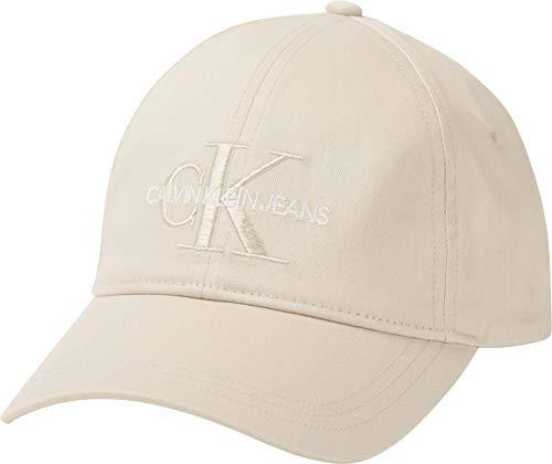 Calvin Klein Jeans Damska czapka z daszkiem z monogramem Ckj