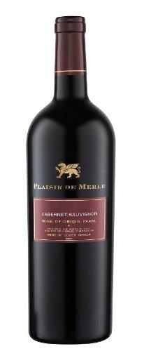 6x 0,75l - 2015er - Plaisir de Merle - Cabernet Sauvignon - Paarl W.O. - Südafrika - Rotwein trocken