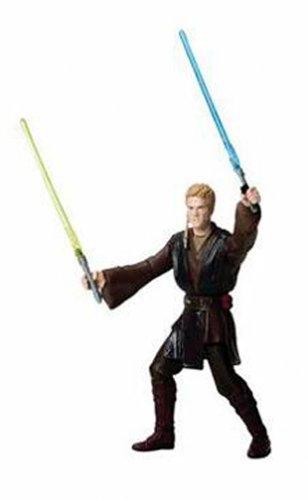 Star Wars Anakin Skywalker (Geonosis Hangar Duel) Figurine - Attack Of The Clones