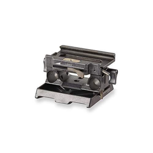 (Tactical Gray) TILTA TA-BSP-15 15mm LWS Baseplate Cámara de Cine de Bolsillo para BMPCC 4K /6K Jaula Blackmagic Pocket Cinema Camera 4K /6K Rig