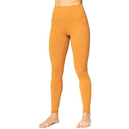 GenericBrands Leggins Deporte Yoga, Mallas de Deporte de Mujer,Leggings Mujer Fitness Suaves Elásticos Cintura Alta para Reducir Vientre