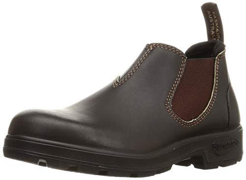Blundstone Original Low-Cut Shoe Stout Brown AU 6.5 (US Men's 7.5, US Women's 9.5) Medium