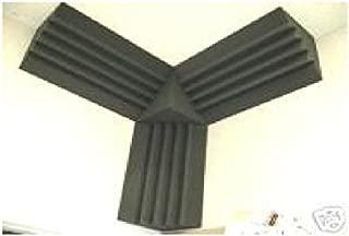 2 Studio Acoustic Wedge Foam Corner Kit Base Absorbers
