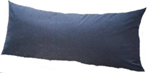 Meradiso Mikrofaser Seitenschl/äferkissen Stillkissen 145 x 40 cm