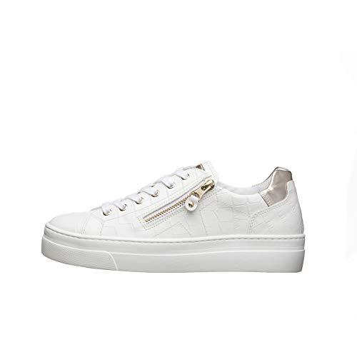 Nero Giardini E010664D Sneakers Donna in Pelle - Bianco 36 EU