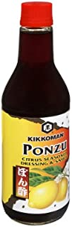 Kikkoman Ponzu Citrus Seasoned Dressing and Sauce, 15 Ounce