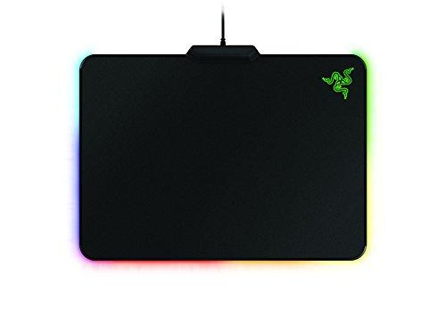 Razer Firefly - Alfombrilla de ratón Gaming (retroiluminación RGB, Superficie microtexturizada, optimizada para Control y Velocidad de Juego)