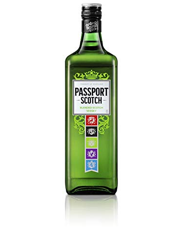 Whisky Passport, 670ml