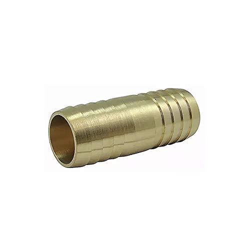 Ezfitt - Jonction Tubulaire en Laiton - 30mm