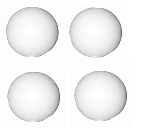 Lindemann Shisha Ventilkugeln aus Polyamid Ø 9 mm (4)