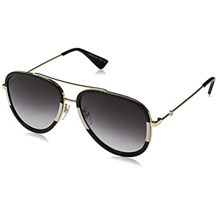 Fashion Shopping Gucci Women's Aviator 57Mm Sunglasses