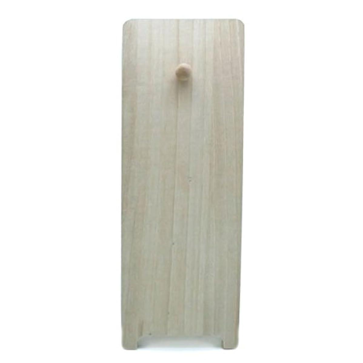 オーバーヘッド任命するセミナー桐製飾り台
